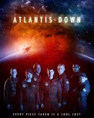 Atlantis Down Locandina 2
